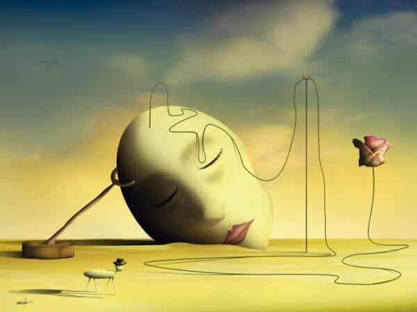 Os pensamentos destroem, mas também curam