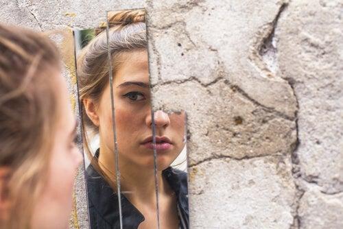 reflexo de suas atitudes no espelho