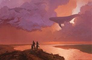 Para voar alto a vida não tira sua bagagem, o liberta dela