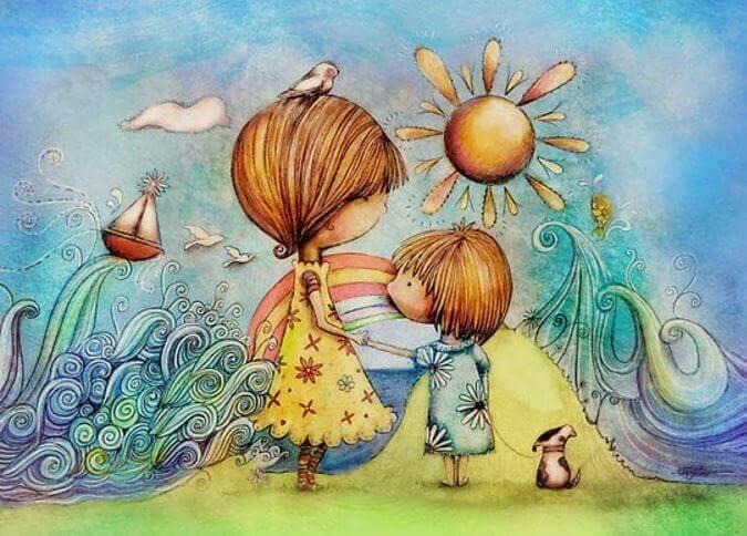 6 respostas emocionalmente apropriadas para dar às crianças