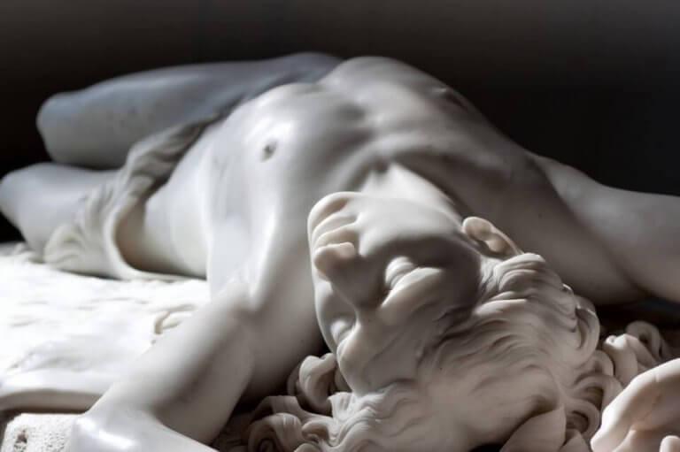 homem-escultura
