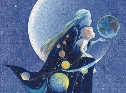 mae-e-filho-descobrindo-mundo