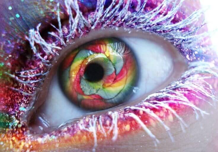 O olhar induz a estados alterados de consciência?