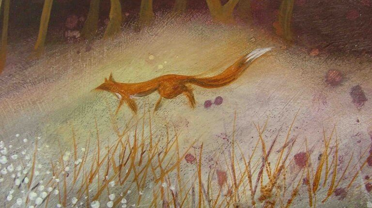 raposa-floresta