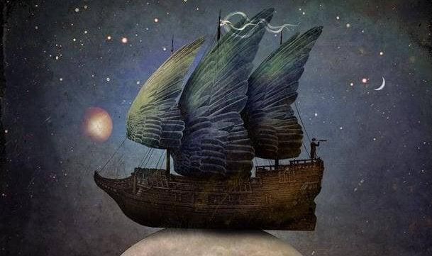 Mesmo que o vento mude, o meu veleiro me leva a você