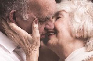 Os beijos são palavras silenciosas