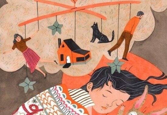 crianca-sonhando-com-familia