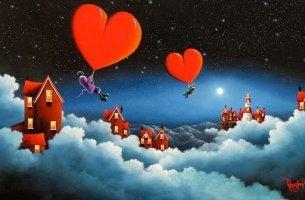 Quando amar à distância é uma escolha