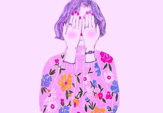 mulher-escondendo-rosto