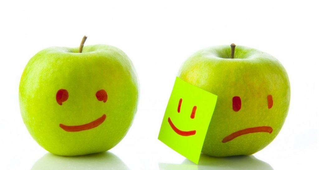 maca-feliz-e-triste
