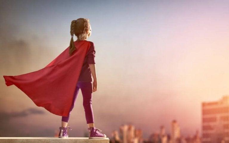 E se ensinarmos as meninas a serem corajosas, em vez de perfeitas?