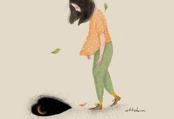 mulher-coracao-machucado