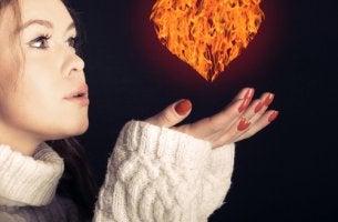 Sabe quando a raiva queima dentro de você?