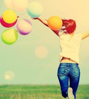A felicidade está onde você quiser