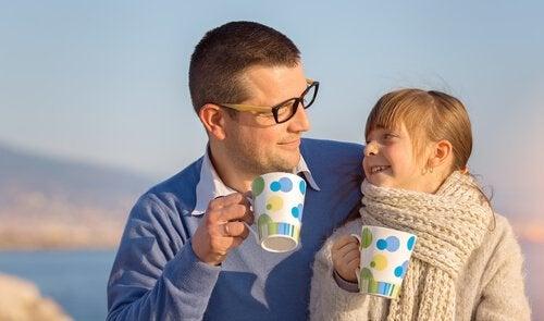 O bom exemplo é o melhor presente que podemos dar aos nossos filhos