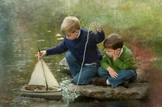 As bases da assertividade são estabelecidas na infância