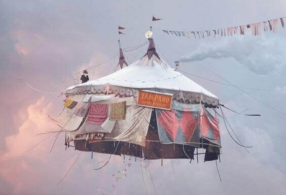 circo-voando
