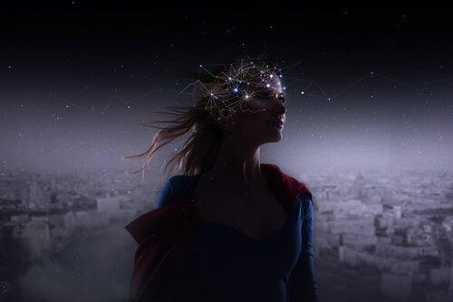 conexões do cérebro com o mundo