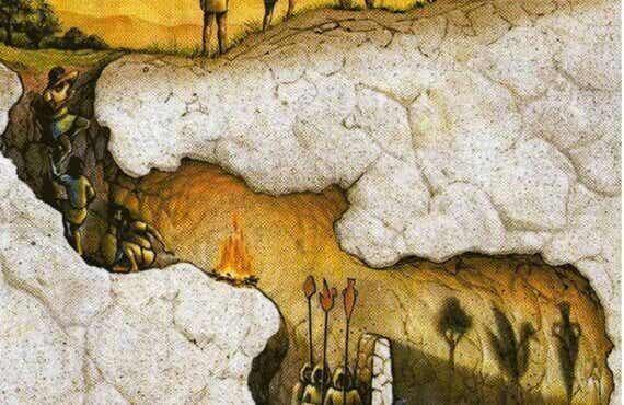O mito da caverna de Platão: a dualidade da nossa realidade