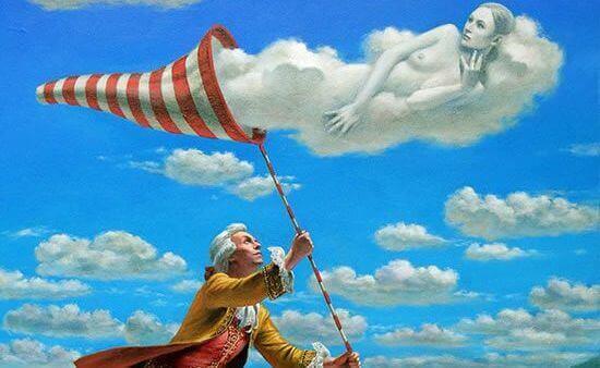 homem-capturando-mulher-nuvem