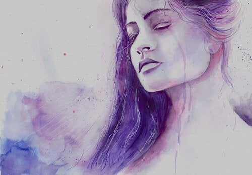 mulher-representando-tristeza