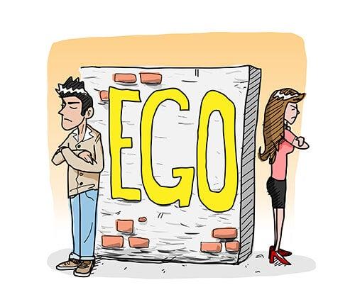 vencer o ego