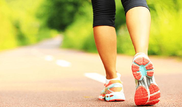 Caminhar beneficia o cérebro