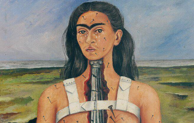 A arte de Frida Kahlo