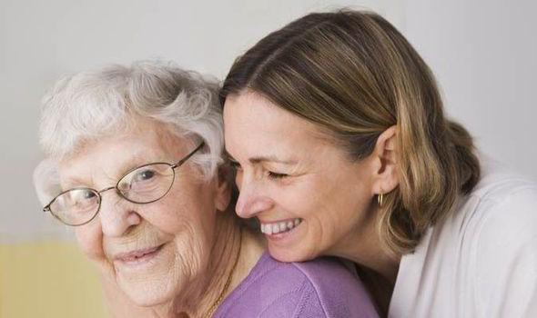 Cuidadores de pessoas idosas
