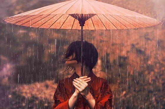 A arte japonesa da aceitação: como abraçar a vulnerabilidade