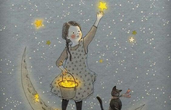 menina-colhendo-estrelas