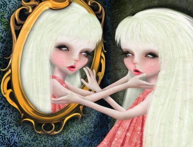 Mulher narcisista