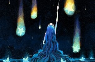 Somos pó de estrelas, fomos feitos para brilhar
