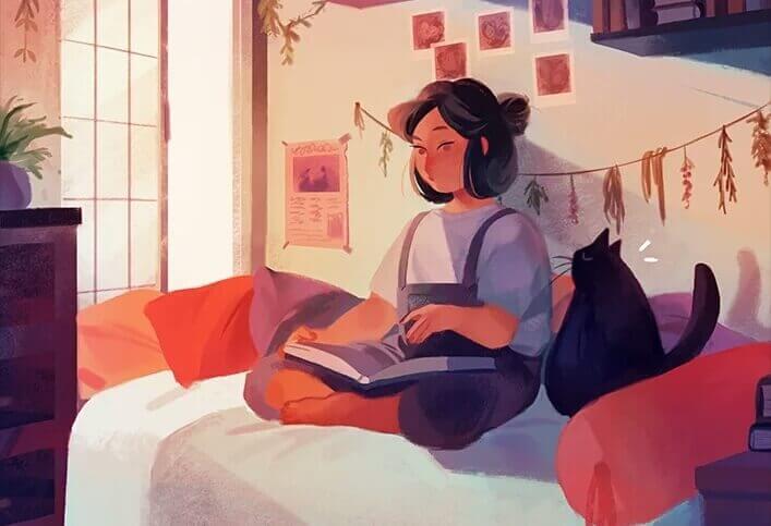 Sou meu próprio livro: me reescrevo e acrescento páginas à minha vida