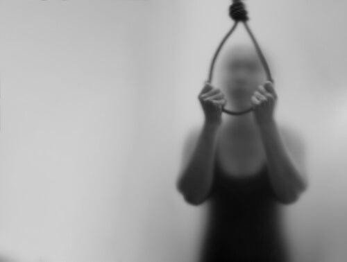suicídio entre os jovens