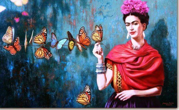 A arte como refúgio e forma de canalizar o sofrimento
