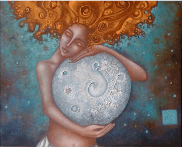 Mulher e Lua: um vínculo que nos ajuda a compreender o ciclo feminino