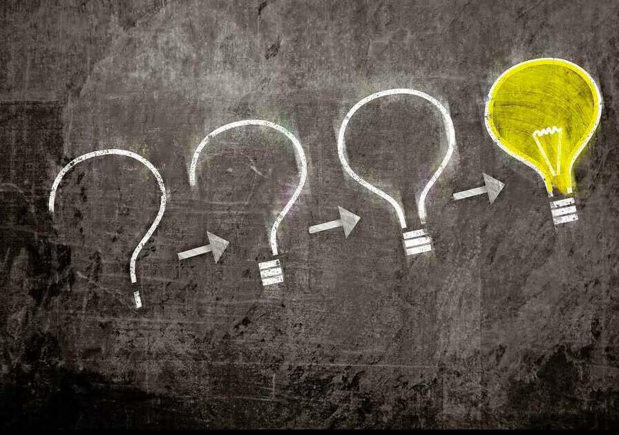 Ideias e pensamentos positivos