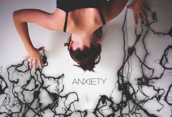 What are the types of anxiety?