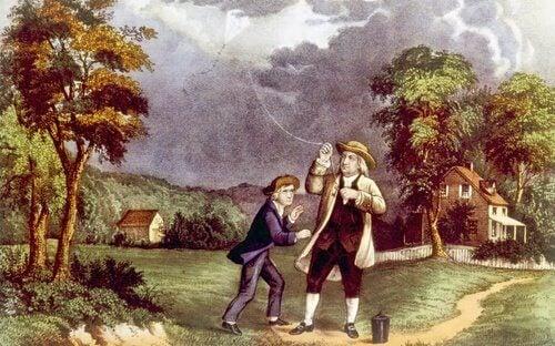 Efeito Ben Franklin