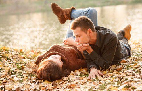 O começo do relacionamento amoroso