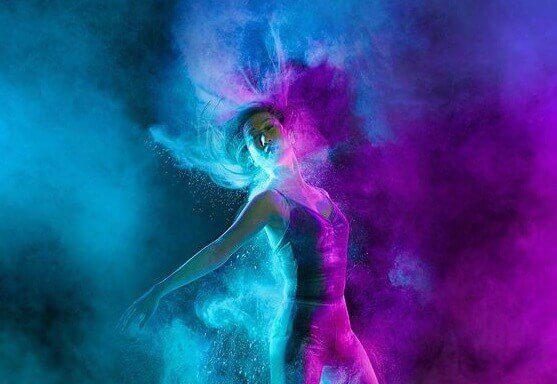 Expressar a personalidade através da dança