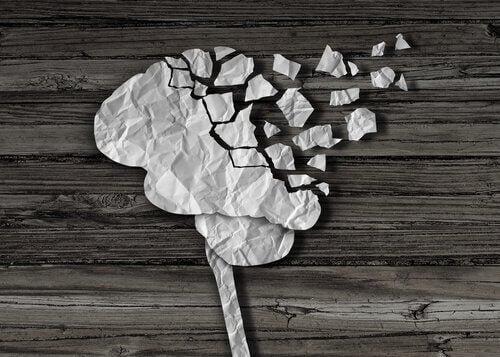 Lesão cerebral