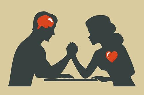Não disputar com quem se ama