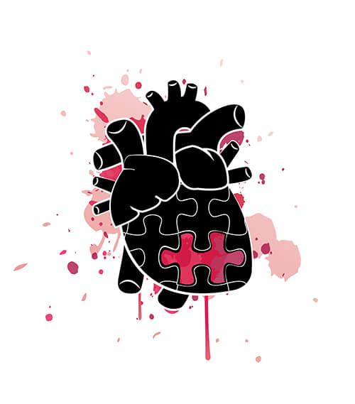 Saudade no coração