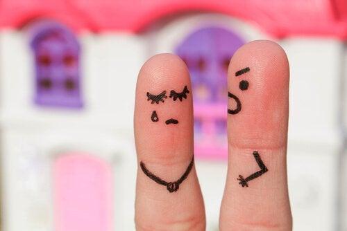 Tristeza após os rompimentos amorosos