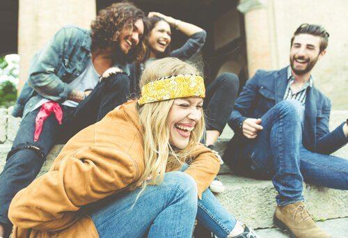 Pessoas que nos fazem sorrir