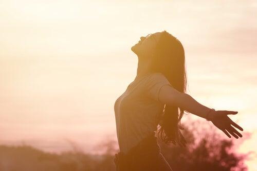 Viver feliz e em plenitude