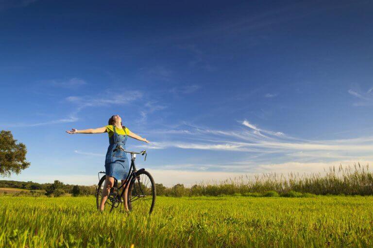Tolerar o desconforto para ser feliz