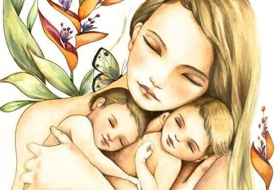 Maternidade: um terremoto na alma